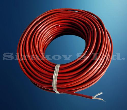 гъвкав нагревател, нагревателен кабел