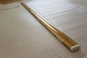 Халогенен нагревател с 50% златен отражател