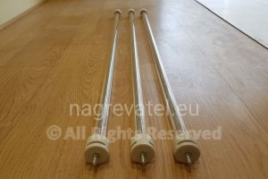 Кварцови нагреватели d=18mm L=760mm 600W
