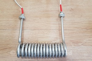 Спираловидни Тръбни Нагреватели